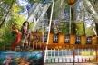 Чи безпечно чернівчанам кататися на атракціонах Центрального парку?