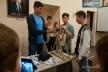 Чернівецькі школярі змайстрували середньовічний требушет
