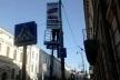 У Чернівцях демонтували близько сімдесяти рекламних вивісок (Фото)