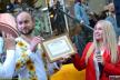 Книга рекордів: У Чернівцях – найбільший і найважчий сир України (Відео)