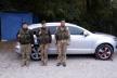 На Буковині виявили крадений позашляховик, який розшукував Інтерпол