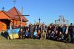 Делегація з Буковини взяла участь у Всеукраїнській акції «Покрова Героїв»
