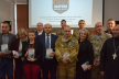 Книгу про оборону Луганського аеропорту презентували у Чернівцях (Фото)