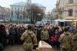 У Чернівцях вшанували військового Віталія Василевського