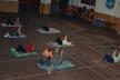 Чернівецькі студенти долучилась до оздоровчих занять з фітнесу в рамках акції