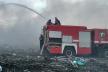 На Буковині горить сміттєзвалище (Фото)