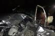 Водій іномарки на одній із вулиць Чернівців врізався у дерево (фото)