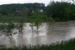 Через негоду затопила село Великий Кучурів на Буковині (Фото, відео)