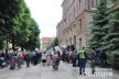 Вибухівки в приміщенні Чернівецької ОДА не виявили