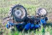 На Вижниччині трактор придавив чоловіка