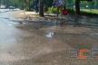 У Чернівцях вулицю заливає нечистотами (фото)