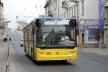 У Чернівцях зміниться рух тролейбуса №1