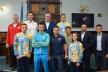 У Ратуші нагородили чернівецьких спортсменів