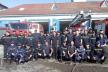 Чернівецькі рятувальники провели колегу на заслужений відпочинок (Фото)