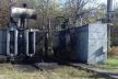 Райцентр на Буковині залишився без світла через пожежу на трансформаторі