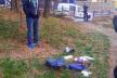 У Чернівцях поліцейські затримали чоловіка зі шприцом та ампулами