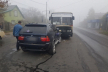 Ранкова ДТП: у Чернівцях нетверезий водій іномарки врізався у рейсовий автобус