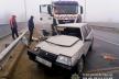 На Буковині ДТП за участі двох автомобілів (фото)