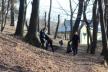 Молодь прибрала парк Шиллера у Чернівцях