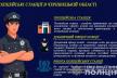 Двадцять дві поліцейські станції працюють задля безпеки буковинців