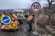 На дорогах Буковини встановлюють нові дорожні знаки