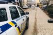 Невідомого чоловіка з гранатою в руках затримала поліція Чернівців (фото, відео)