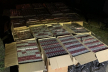 На буковинському кордоні затримали неповнолітнього пачкаря з 20 пакунками з цигарками