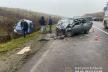 В аварії на Буковині постраждала шестимісячна дитина