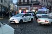Стали відомі подробиці ДТП у Чернівцях внаслідок якої патрульні збили пішохода