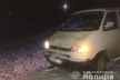 На Буковині водійка мікроавтобуса збила двох неповнолітніх дівчаток