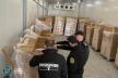 На Буковині СБУ запобігла незаконному переміщенню до ЄС цигарок на майже 10 мільйонів