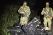 Буковинські прикордонники виявили 7 тисяч пачок контрабандних цигарок