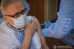 У ЧНУ вакцинували від COVID-19 викладачів та педагогів