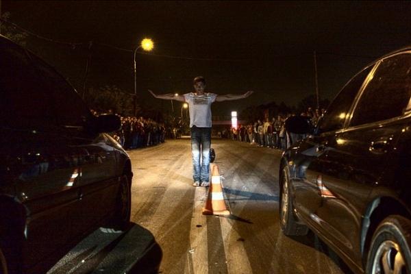 У Чернівцях шукають місце для легальних автомобільних перегонів