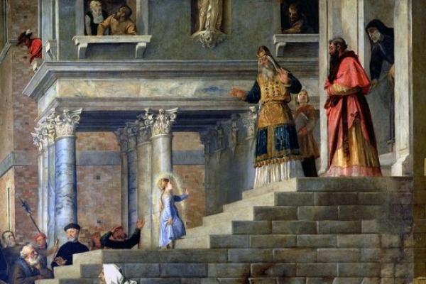 Православні буковинці відзначають свято Введення в храм Пресвятої Богородиці