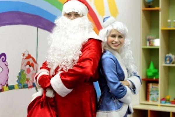 У Чернівцях за послуги Діда Мороза і Снігуроньки потрібно платити податки