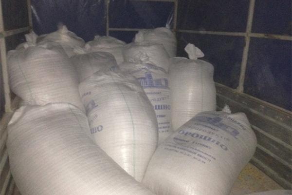 На Буковині поцупили 40 тонн сої (Фото)