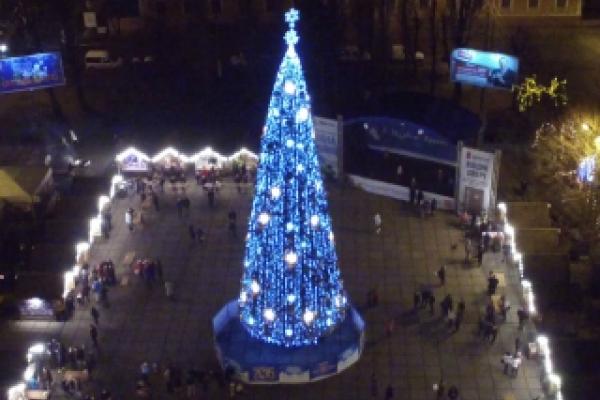 Найкращі місця для святкування Нового року - Чернівці потрапили в ТОП-5 (Відео)
