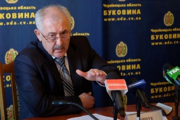 Олександр Фищук пропонує покращити якість транспортних послуг для буковинців