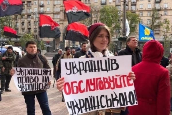 Використання у Чернівцях державної мови у сфері обслуговування Олексій Каспрук не підтримав