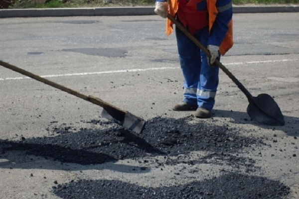Чернівчани витратили на дороги 316,2 млн грн