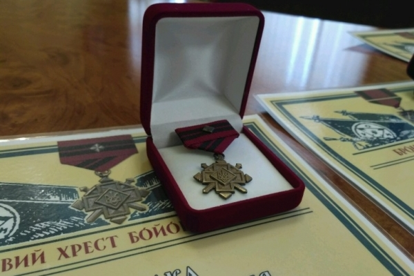 На Буковині нагородили вояків Української повстанської армії (Фото)