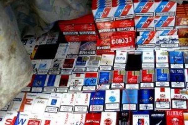 Буковинські прикордонники вилучили контрабандних цигарок на 15 млн грн