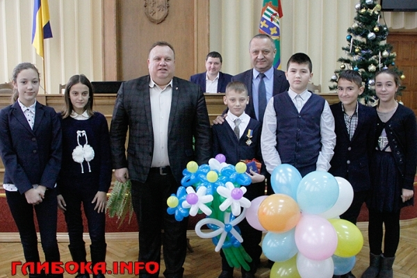 Буковинський семикласник Іванко Цибуляк усіх врятував і став героєм (Фото)