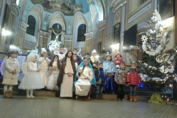 На Буковині у католиків чотири Різдвяні Меси (Фото)