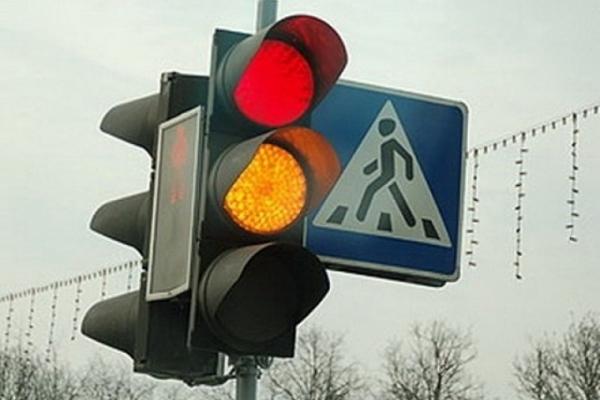На Калинівській хочуть встановити нові світлофори