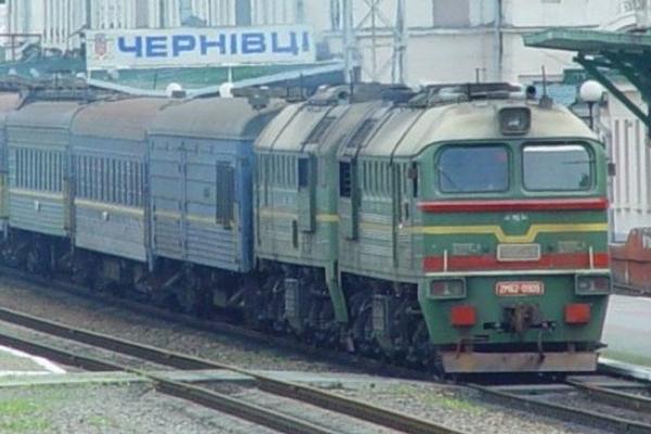 Каспрук просить «Укрзалізницю» відновити рейс «Чернівці - Львів»