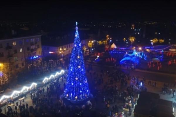 У Чернівцях на Соборній площі в новорічну ніч обмежать рух