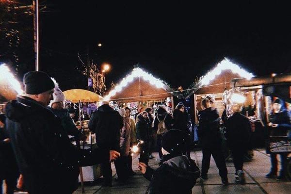 На Буковині гучно зустріли Новий рік (Фото)