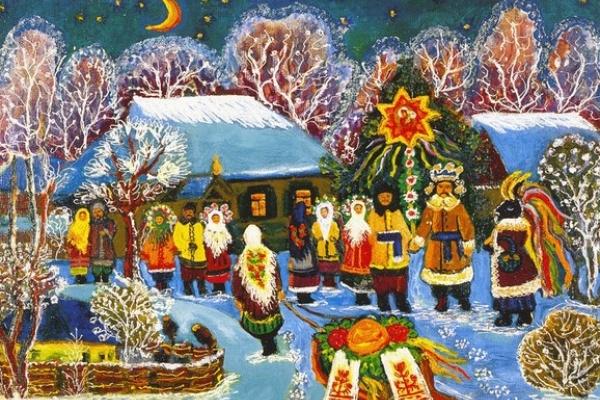 Олександр Фищук привітав чернівчан із Різдвом